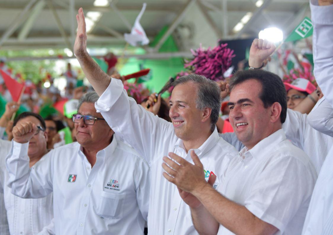 Photo of La plataforma petrolera regresará a 3 millones de barriles diarios: José Antonio Meade