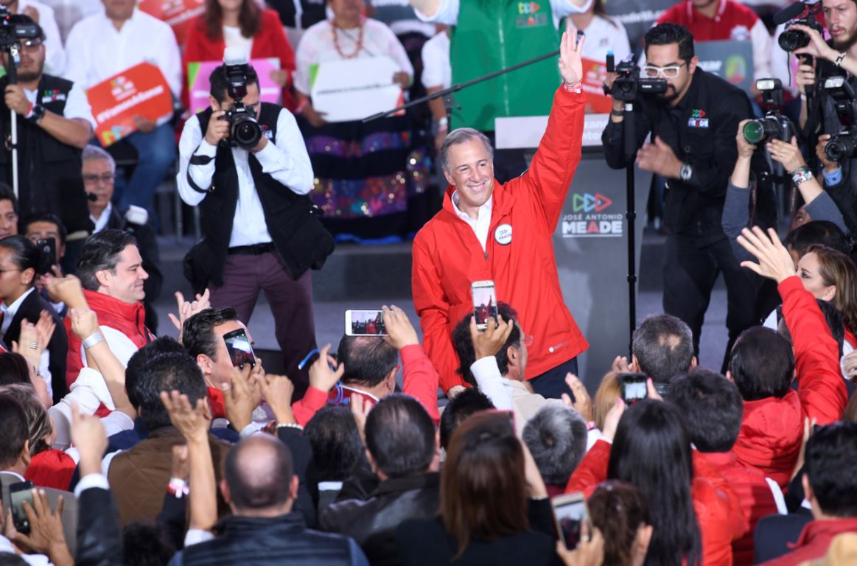 Photo of El PRI se la jugará a muerte para defender al México en el que creemos: José Antonio Meade