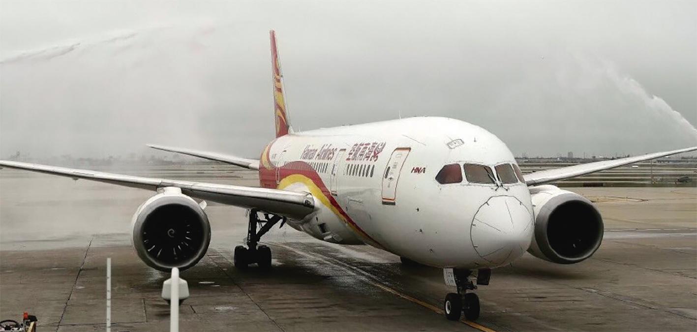 Photo of Inicia operaciones vuelo de Hainan Airlines a México