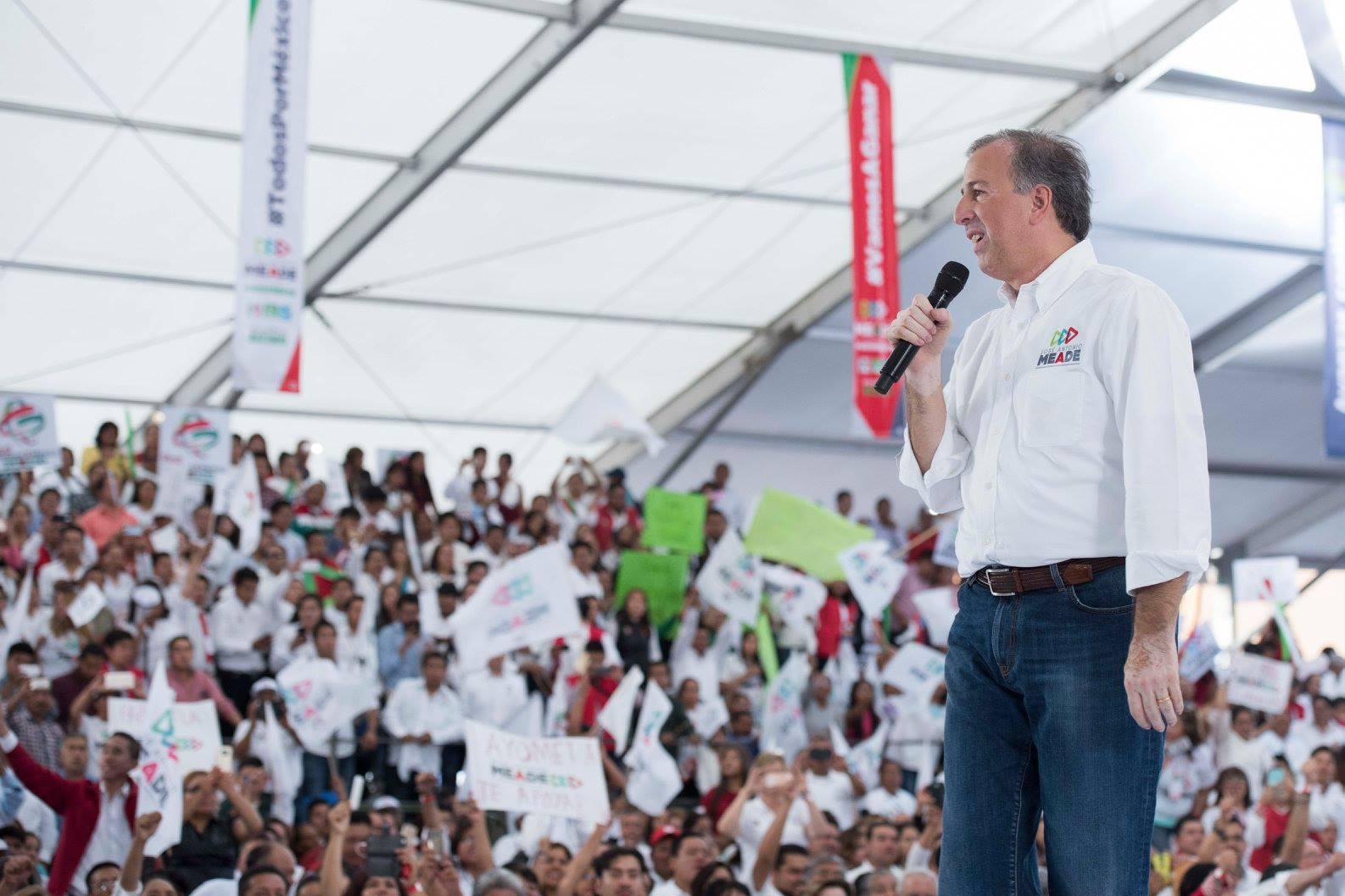 Photo of Si se trata de darle voz a las víctimas, ni me retracto ni me disculpo: José Antonio Meade
