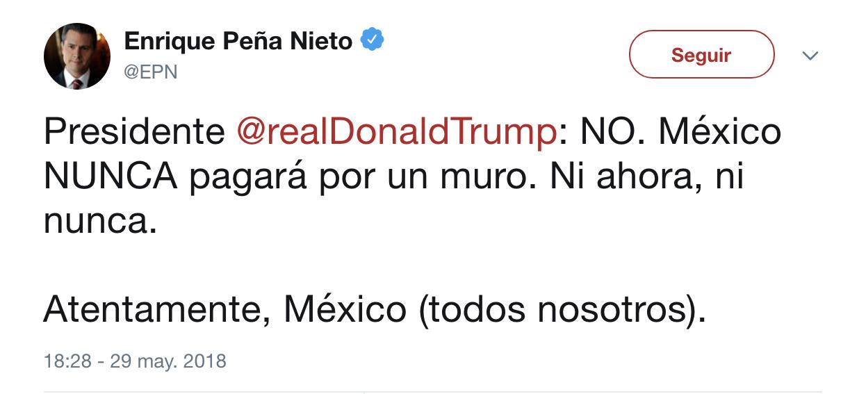Photo of Nunca el muro