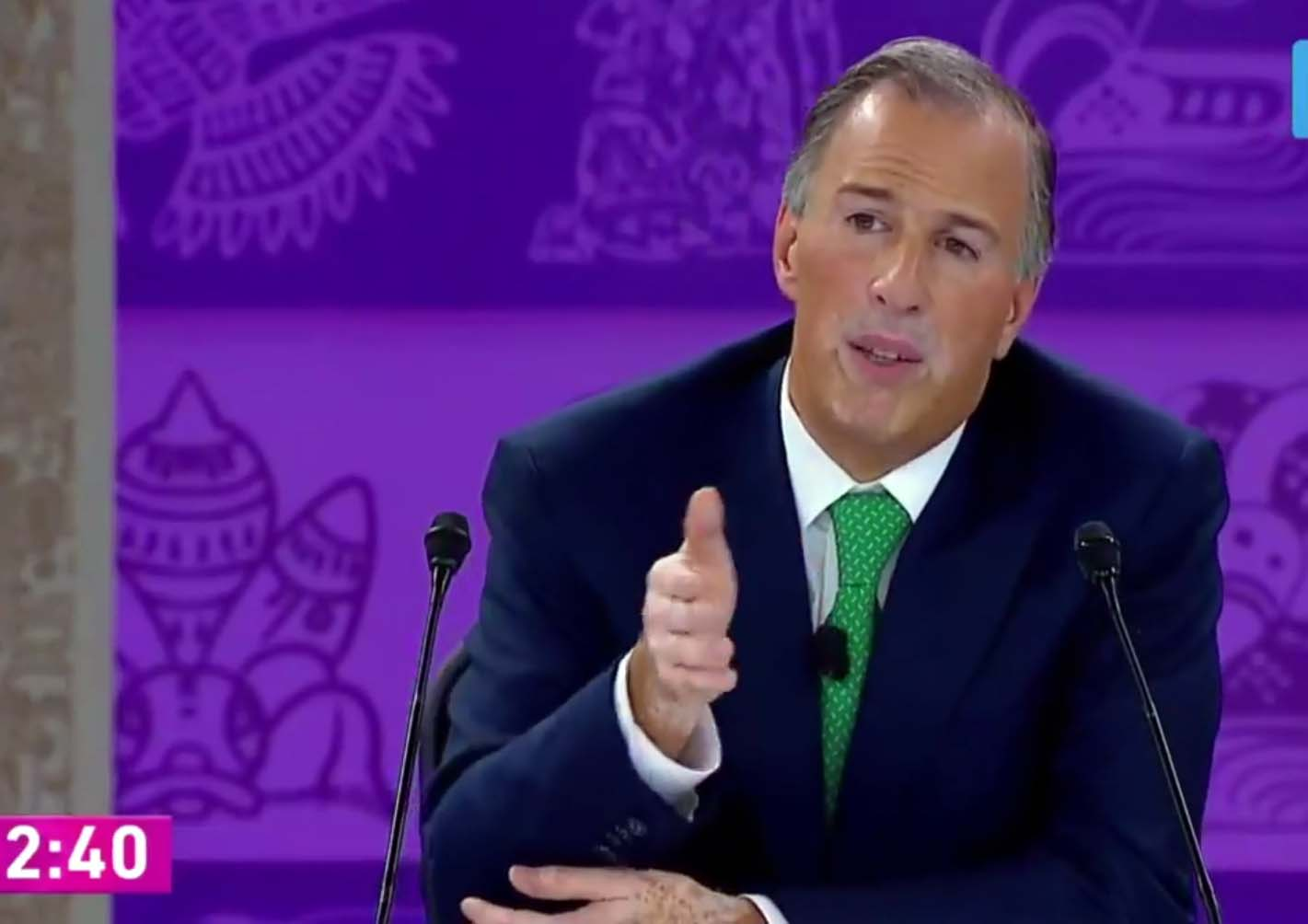 Photo of El mejor fue Meade; es el que está mejor preparado para ser Presidente
