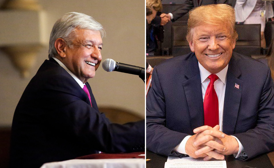 Photo of Carta de Andrés Manuel López Obrador, Virtual Presidente Electo de México al Presidente Donald J. Trump de Estados Unidos de América