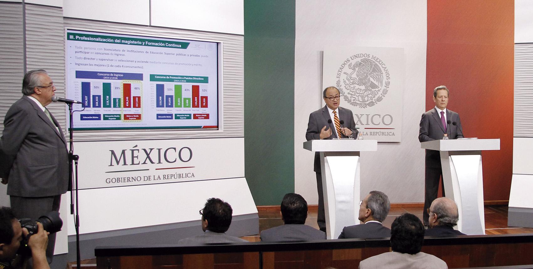 """Photo of """"Frenar la Reforma Educativa tendría costos elevados para el país"""": Otto Granados Roldán, Secretario de Educación Pública"""