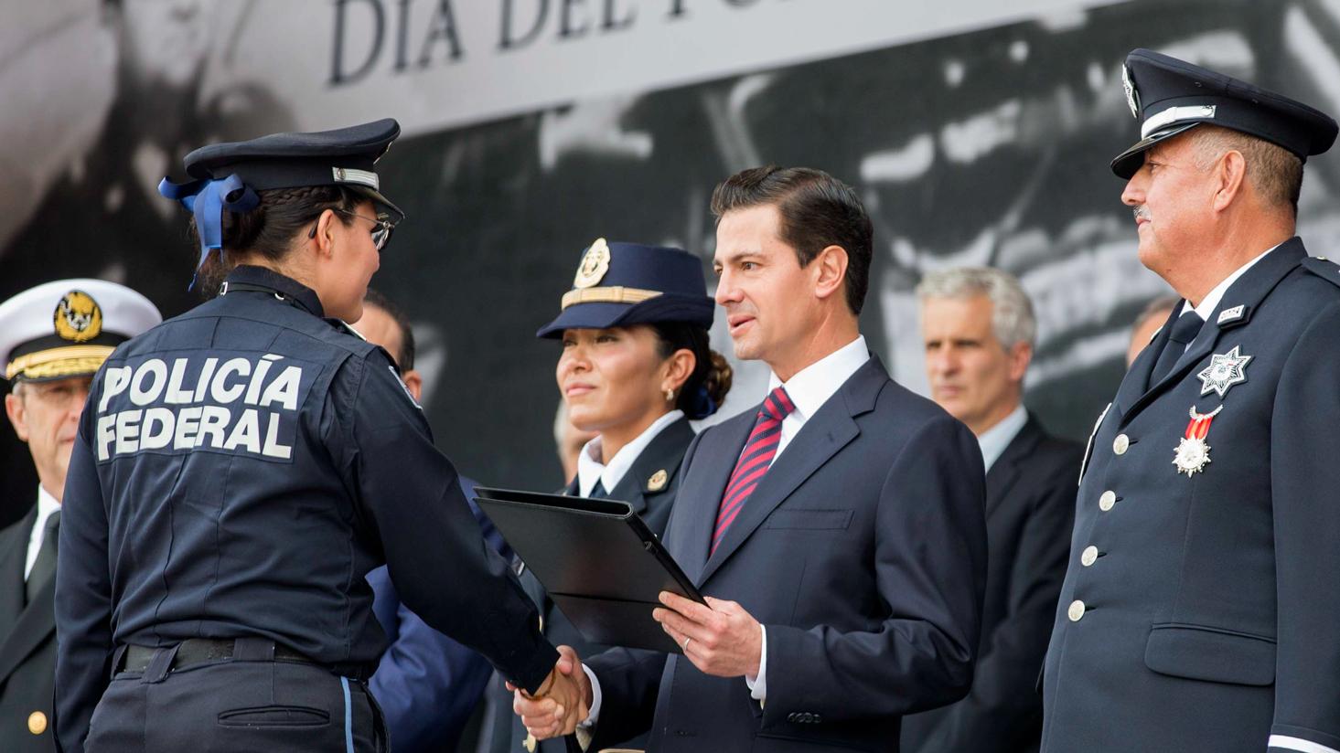 Photo of El Estado mexicano será capaz de contener a los grupos delictivos que se han puesto por encima de la ley en algunas regiones del país: EPN