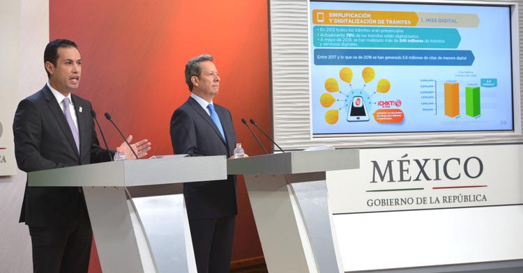 """Photo of """"Desde su comienzo, la Administración del Presidente Enrique Peña Nieto se propuso fortalecer y modernizar a las instituciones para solucionar los problemas más urgentes del país"""": ESH"""