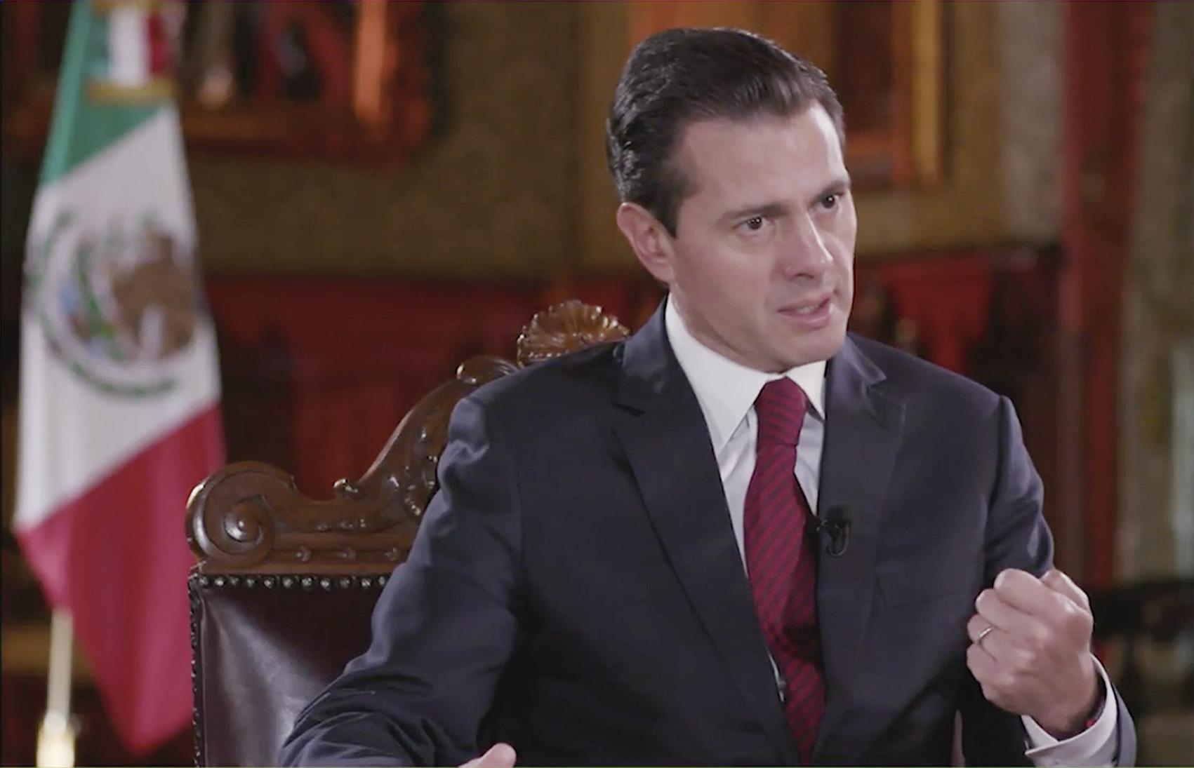 Photo of Enrique Peña Nieto entrega un País moderno y en crecimiento