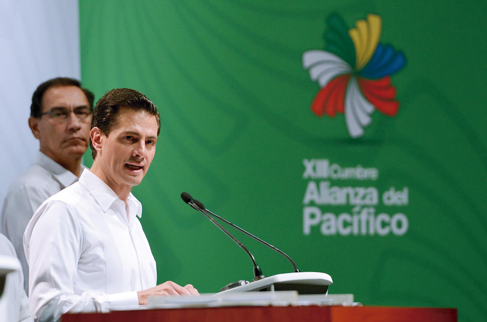 """Photo of """"Alianza del Pacífico y MERCOSUR fortalecen su vinculación de los dos bloques comerciales más importantes de América Latina"""": Enrique Peña Nieto"""