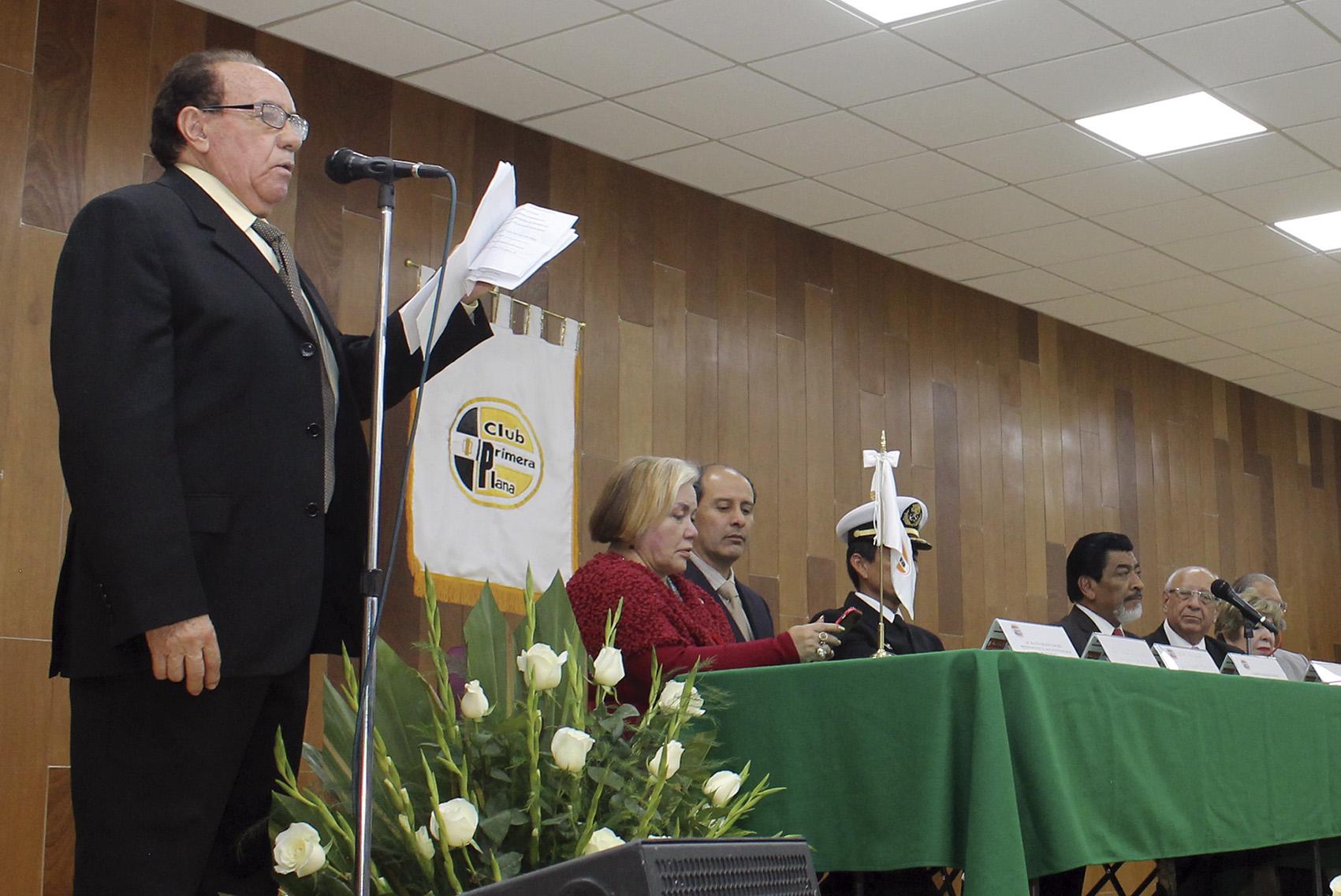 """Photo of """"La Libertad de Prensa debe continuar"""", mensaje de José Luis Uribe, Presidente del Club Primera Plana"""