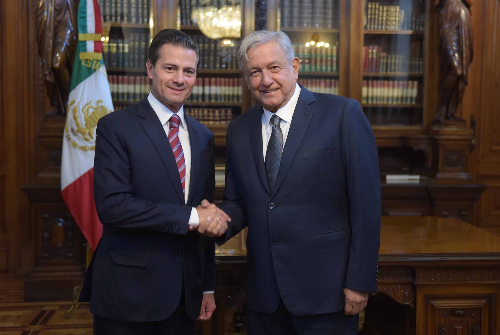 Photo of Alto Nivel de Civilidad de Enrique Peña Nieto y Andrés Manuel López Obrador
