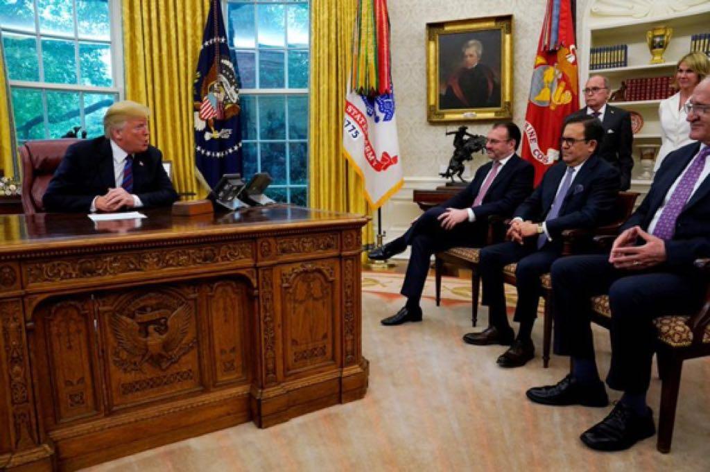 Photo of Entendimiento entre México y Estados Unidos sobre el Tratado de Libre Comercio de América del Norte