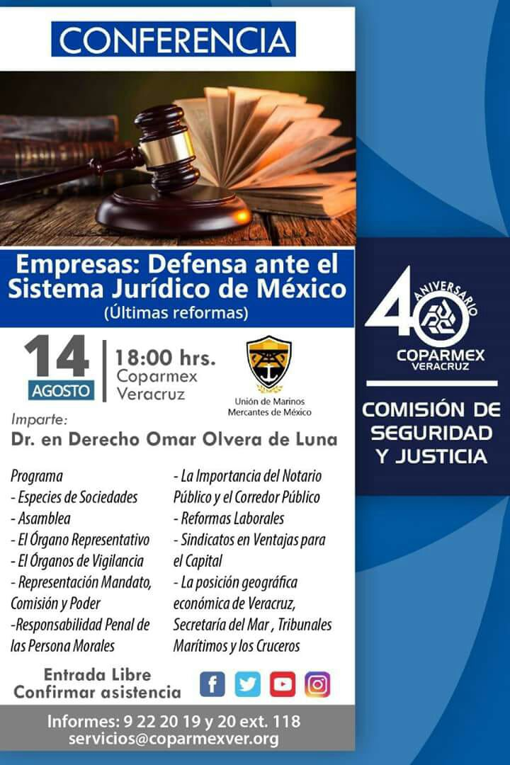 Photo of Empresas: Defensa ante el Sistema Jurídico de México