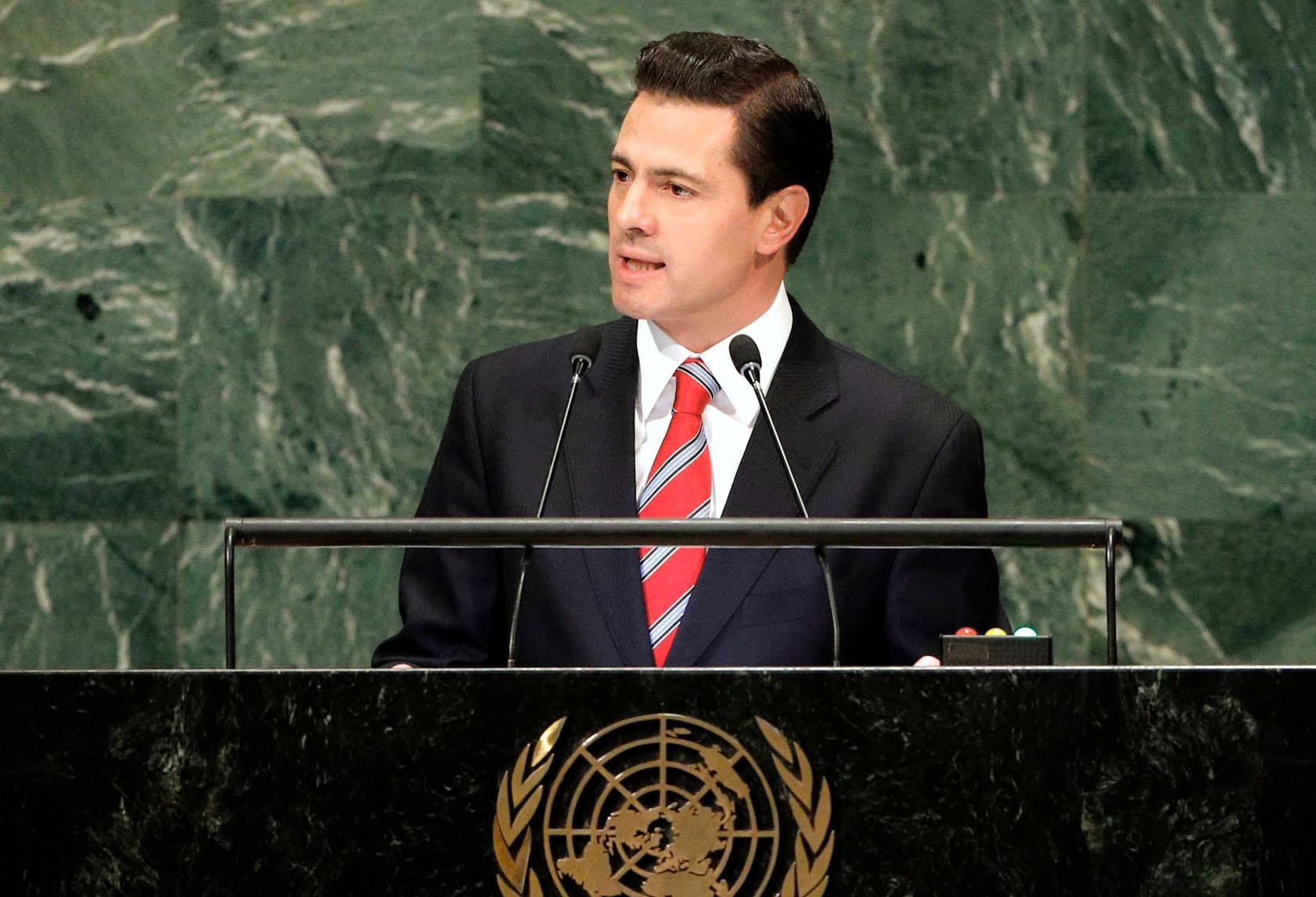 Photo of Participación del Presidente, licenciado Enrique Peña Nieto, durante la 73° Asamblea General de la Organización de las Naciones Unidas