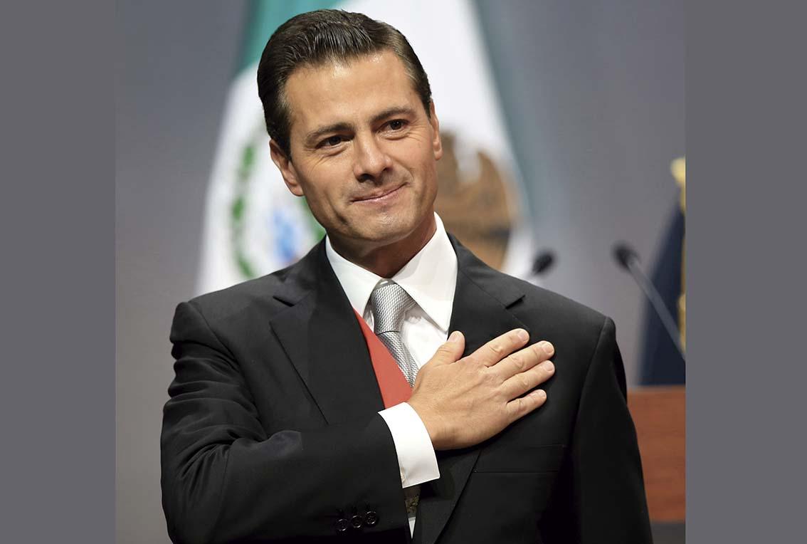 """Photo of """"El Acuerdo Estados Unidos-México-Canadá dará continuidad, estabilidad y certeza a los intercambios entre los tres países"""": Enrique Peña Nieto"""