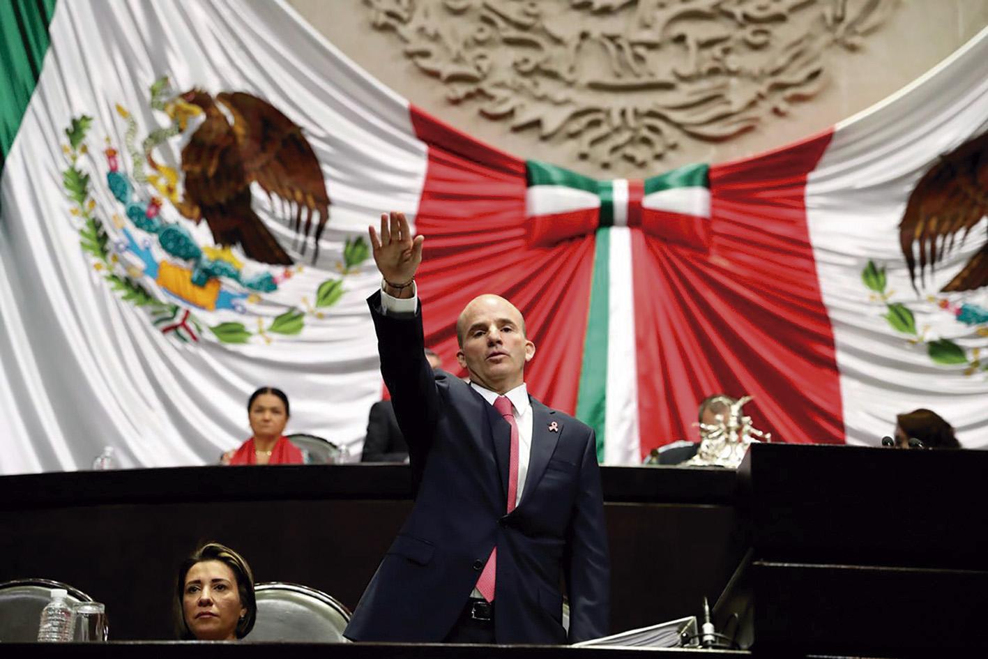 """Photo of """"El Presidente Enrique Peña Nieto deja finanzas sanas y un país en crecimiento"""": José Antonio González Anaya, Secretario de Hacienda"""