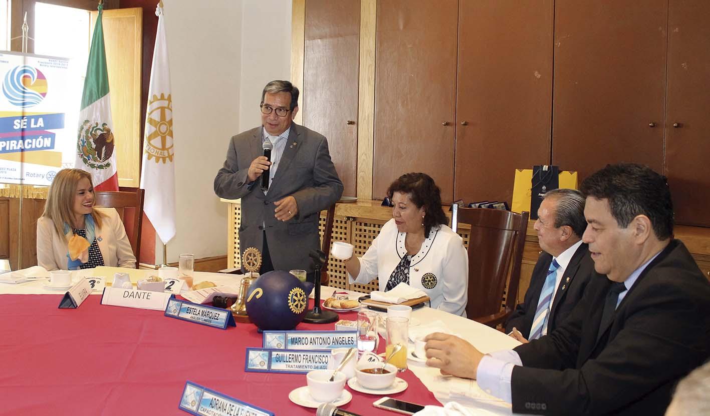 Photo of Con Dante Montsalvo Castro, nuevo impulso al rotarismo en México (Distrito 4170)