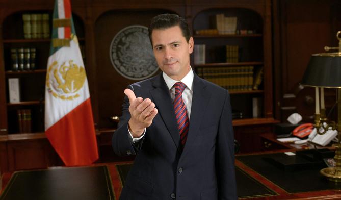 Photo of El Presidente Enrique Peña Nieto, ofreció un mensaje con motivo del nuevo acuerdo comercial entre México, Estados Unidos y Canadá