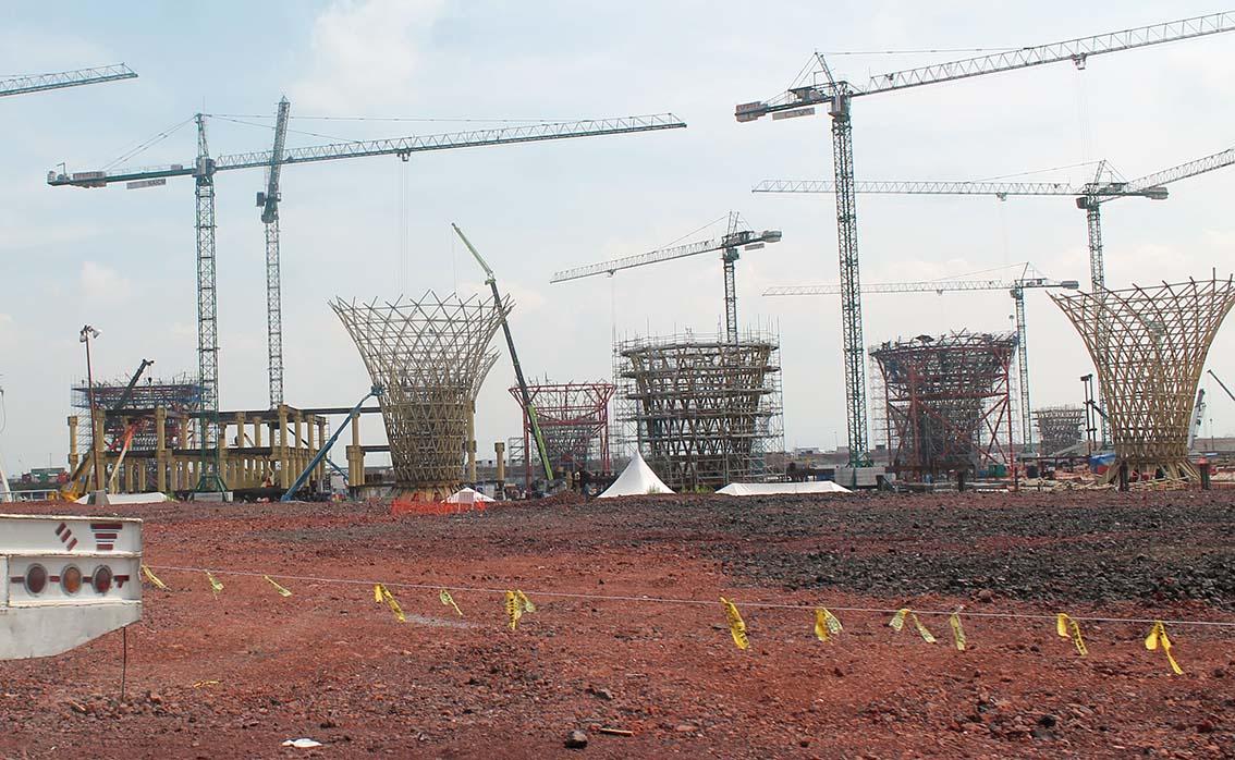 Photo of Obras gigantescas e inversiones del NAIM por 100 mil millones de pesos podrían quedar abandonadas y enterradas para siempre, dependiendo de la votación de fin de mes