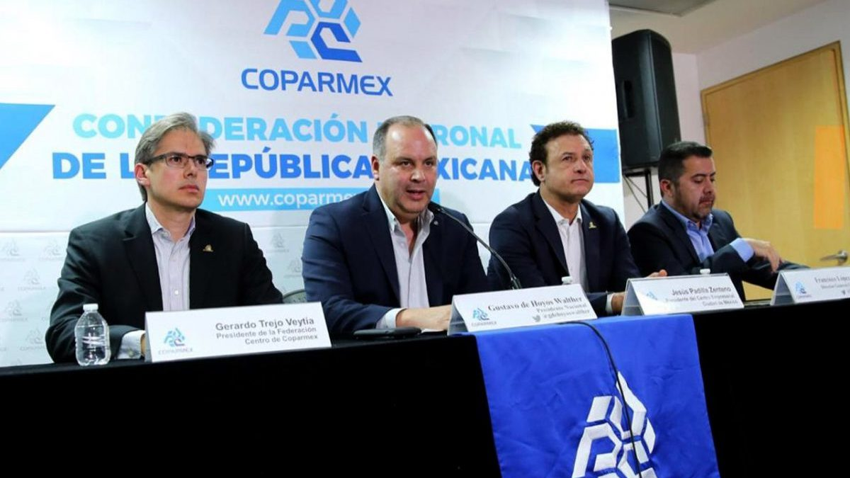 Photo of Exige COPARMEX a nuevo Gobierno decida con racionalidad del destino del Nuevo Aeropuerto de México