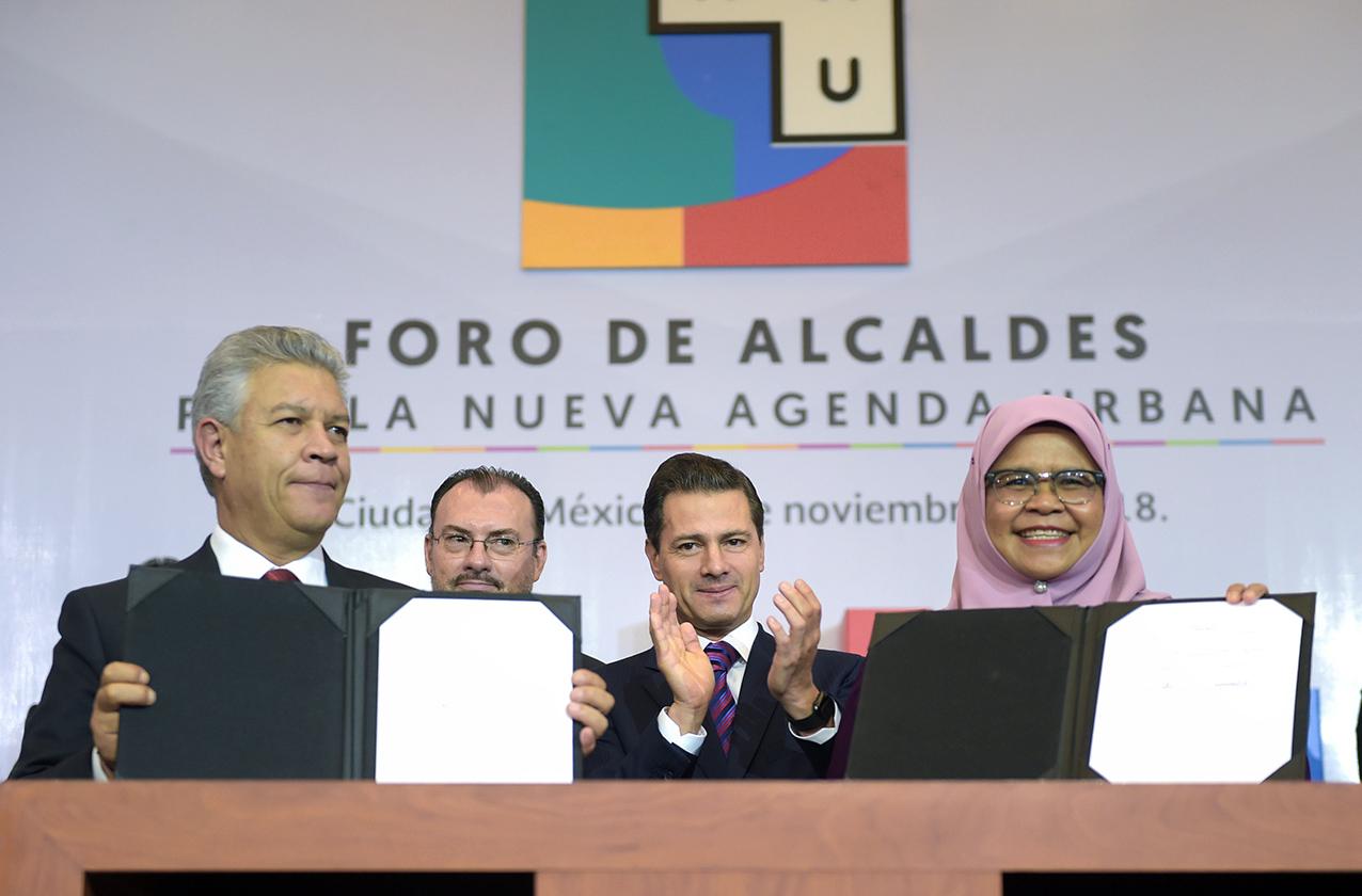 """Photo of """"Entregamos buenas cuentas en la estabilidad económica, en el crecimiento y en el desarrollo social de nuestro país"""": Enrique Peña Nieto"""