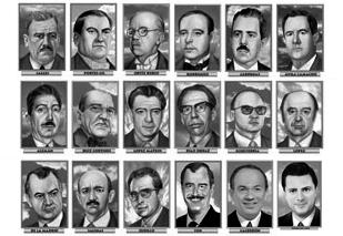 Photo of Cronología de los Presidentes de México de 1930 a 2018