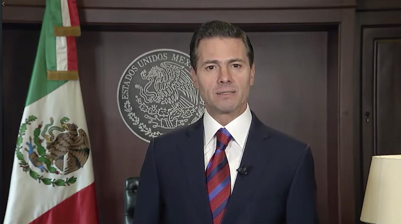 Photo of Mensaje de Despedida del Presidente de la República Enrique Peña Nieto (1 de diciembre de 2012 al 30 de noviembre de 2018)