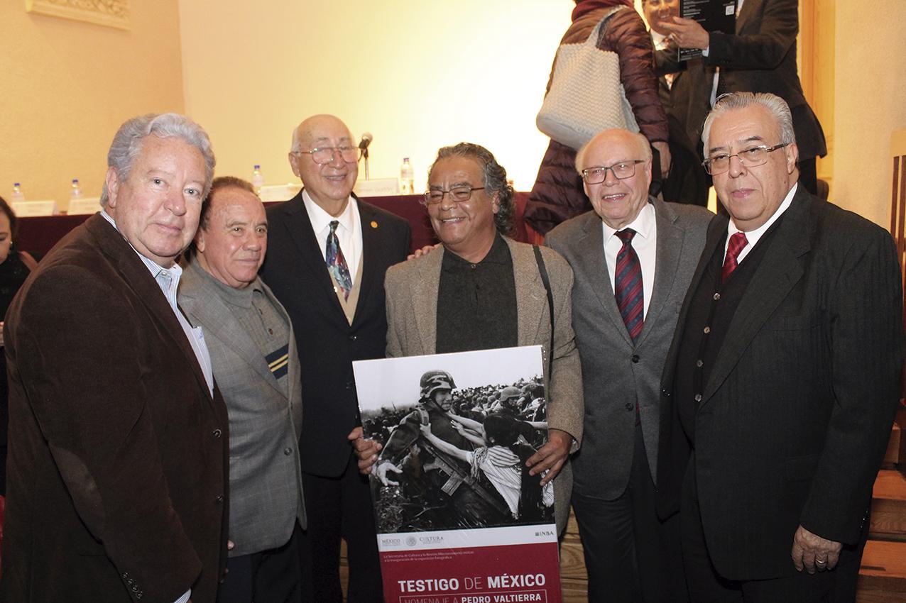 """Photo of """"Pedro Valtierra: un testigo que tiene memoria y que deja memoria"""": Doctor José Narro"""
