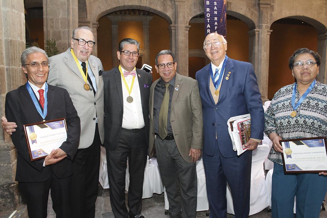 """Photo of """"Los Rotarios son la Reserva Moral de la sociedad"""": Frank Devlyn"""