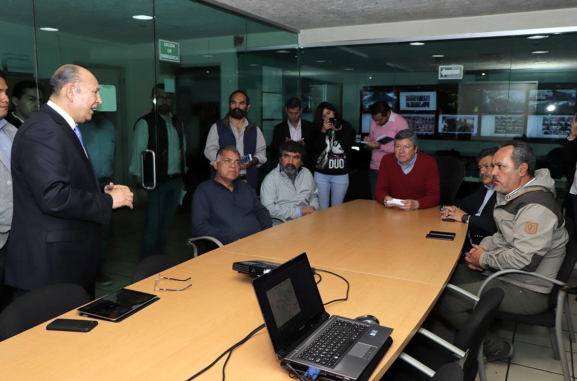 Photo of Cámara de Diputados de la Ciudad de México respalda acciones de nueva administración de la Central de Abasto