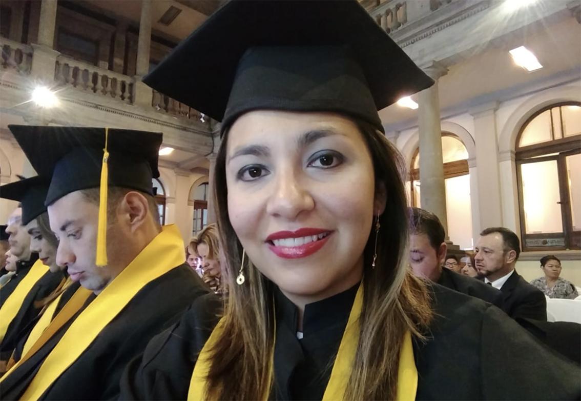 Photo of Premio Nacional de Excelencia a Berenice Martínez