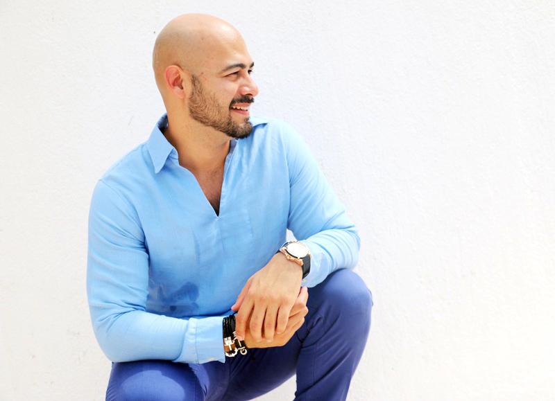 Photo of El rostro nuevo de las Leyes: Salvador Bustamante