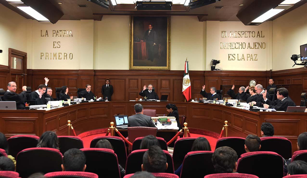 Photo of Choque de trenes entre el Presidente de la República y la Suprema Corte de Justicia de la Nación, con participación del Senado y la Cámara de Diputados