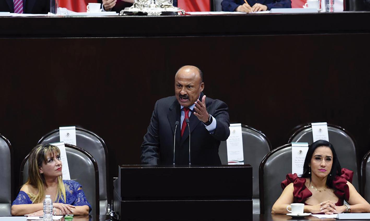 Photo of Posicionamiento de René Juárez Cisneros del PRI ante el Nuevo Gobierno