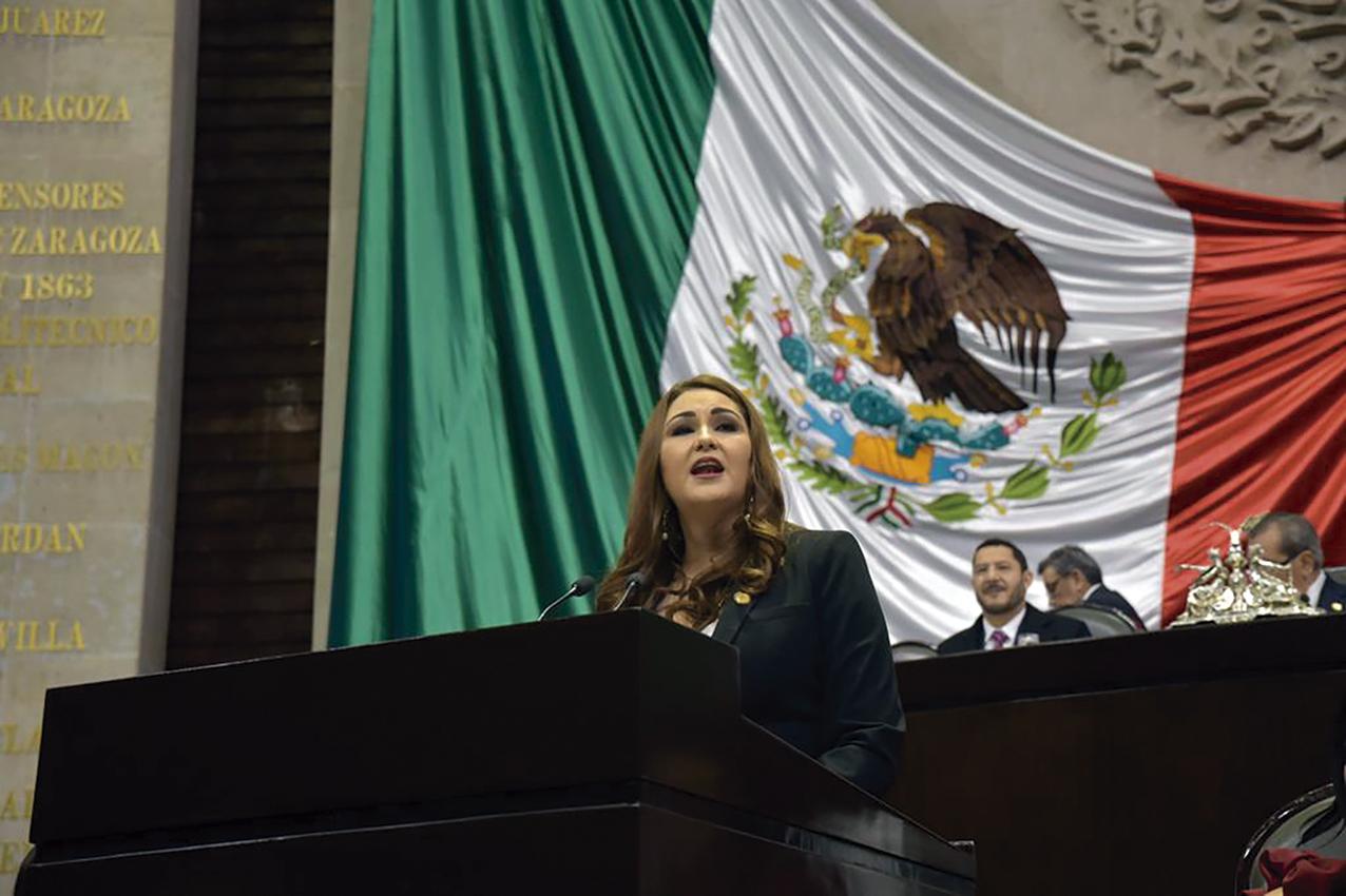 Photo of Posicionamiento de Geovanna del Carmen Bañuelos del PT ante el Nuevo Gobierno