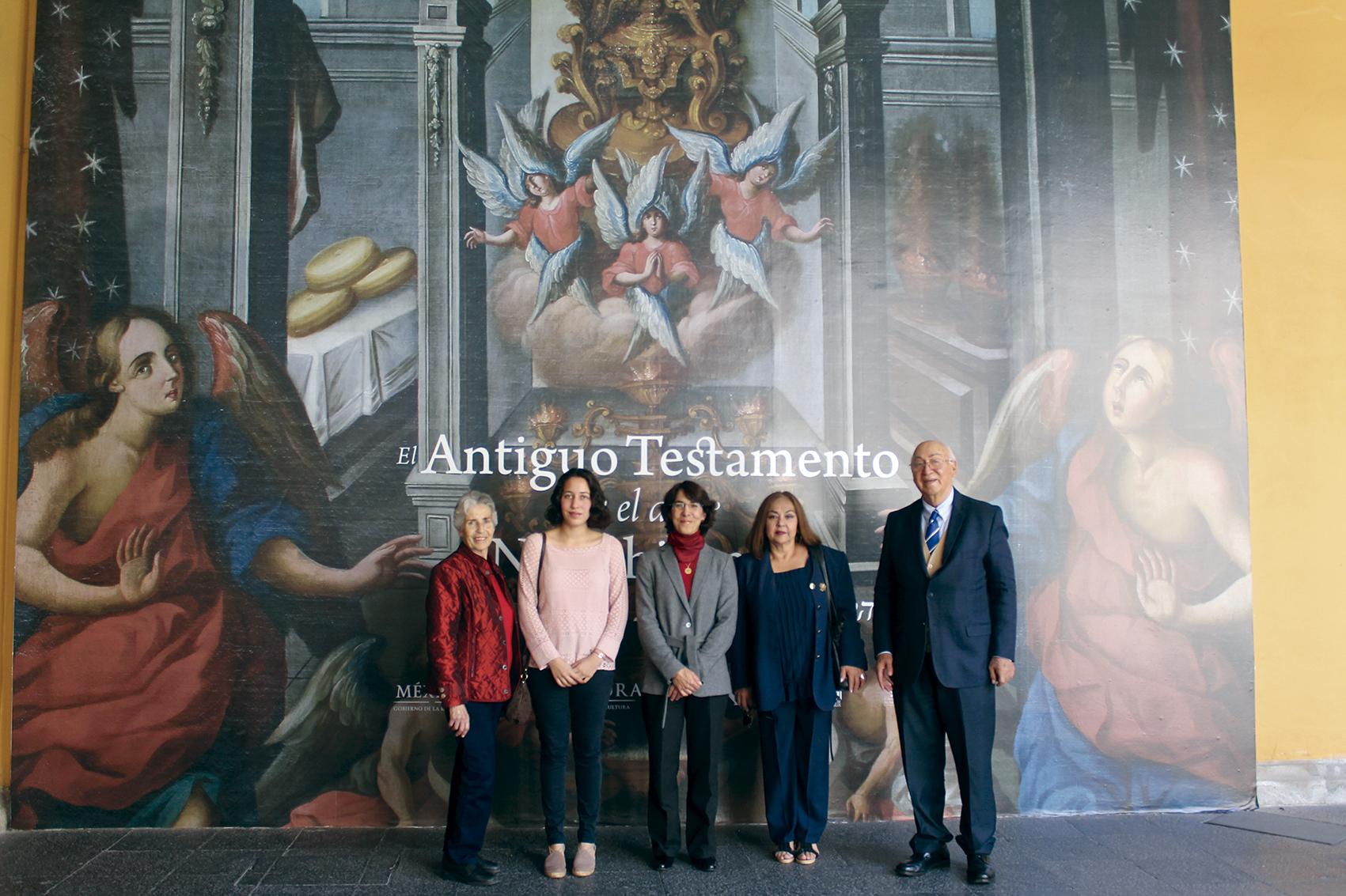 """Photo of Una mirada a la Exposición """"El Antiguo Testamento y el Arte Novohispano"""""""