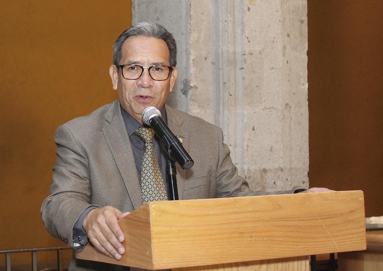 """Photo of """"Los rotarios somos un referente en el mundo de gente de bien"""": Dante Montsalvo Castro"""