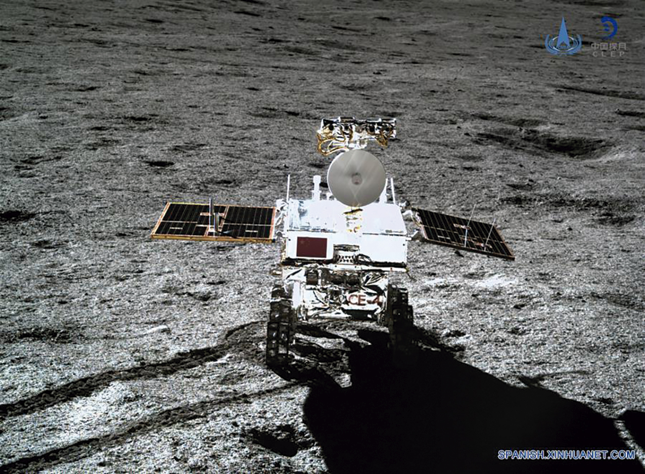 Photo of China declara completo éxito la misión Chang'e-4