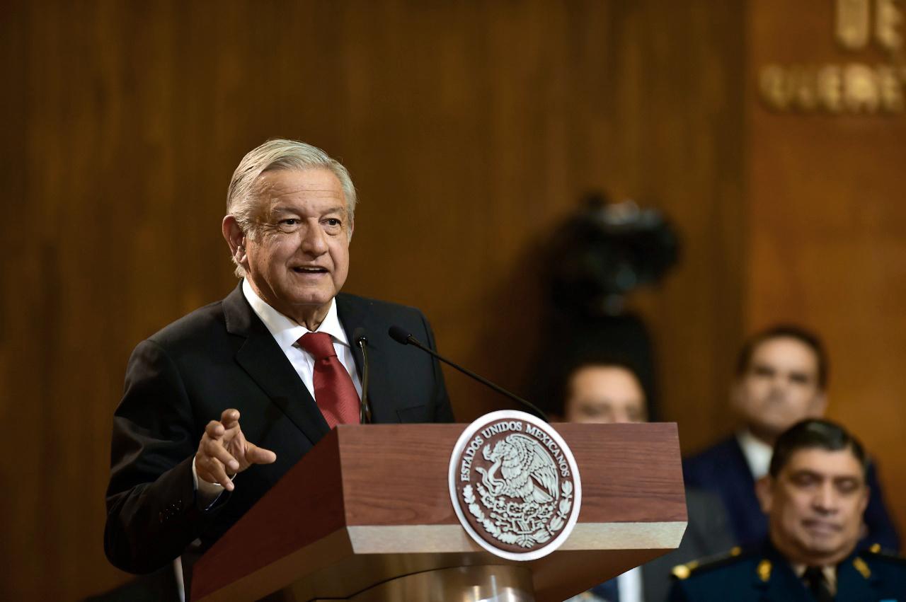 Photo of Mensaje del Presidente Andrés Manuel López Obrador durante la Conmemoración del 102 Aniversario de la Constitución de 1917