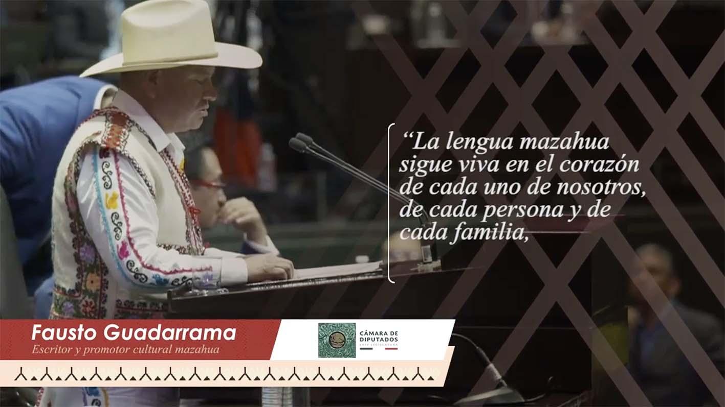 Photo of Hablar las lenguas indígenas en el Congreso mexicano