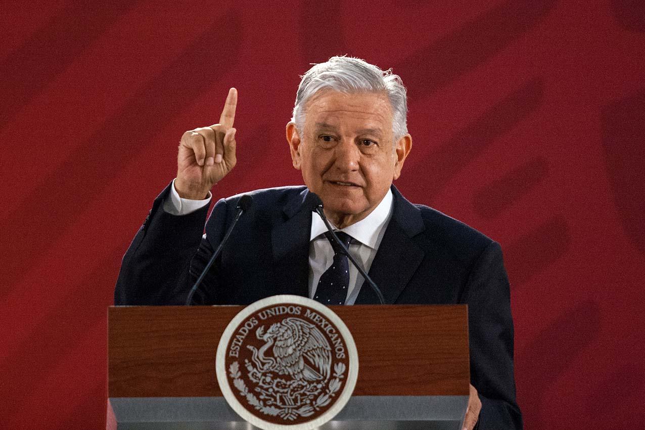 Photo of Conferencia de prensa del Presidente Andrés Manuel López Obrador del 12 de marzo de 2019