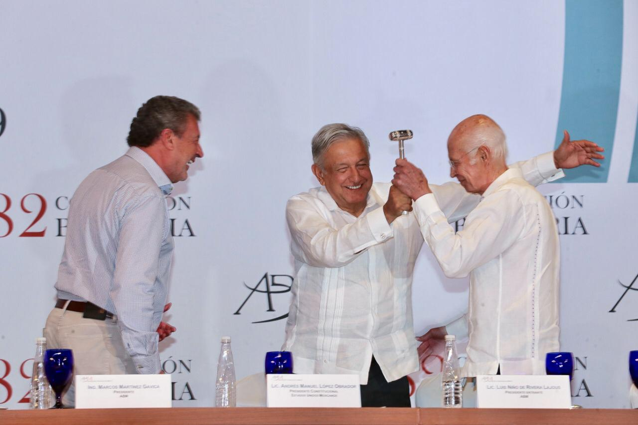 Photo of Luis Niño de Rivera, Presidente de la Asociación de Bancos de México