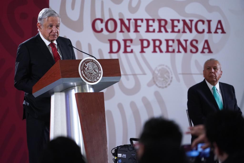 Photo of Presidente López Obrador destaca buena relación con medios de comunicación