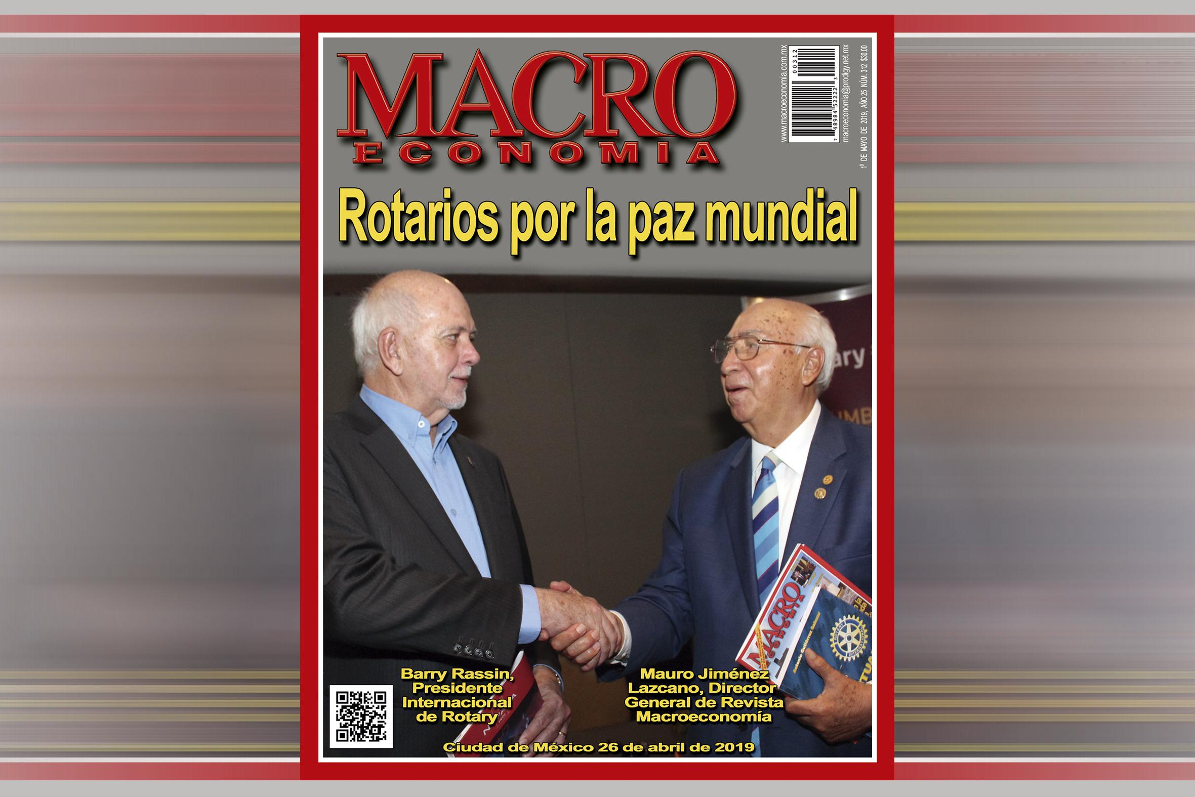 Photo of Nuestra portada de mayo