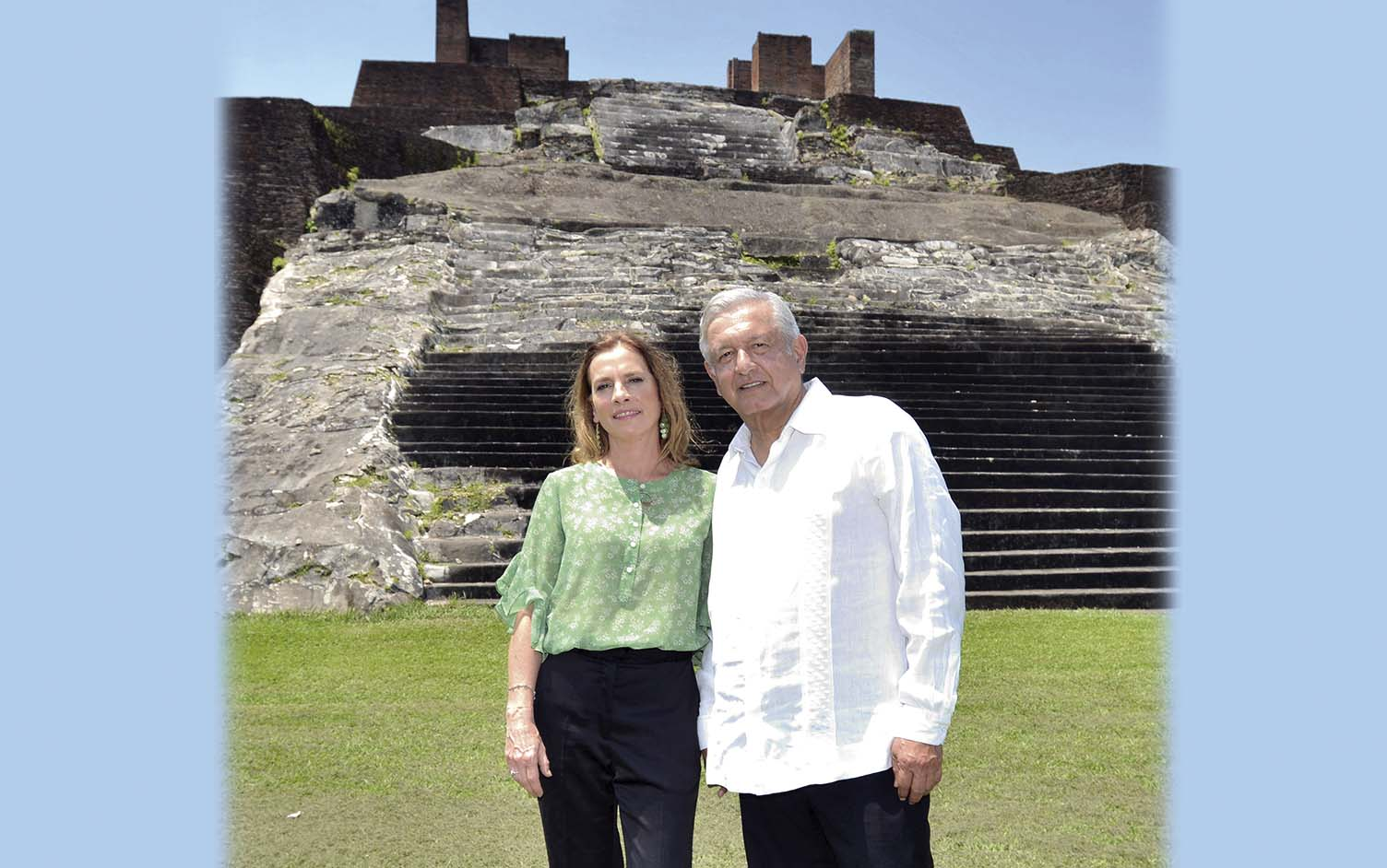 Photo of Reclamo histórico del Presidente de México