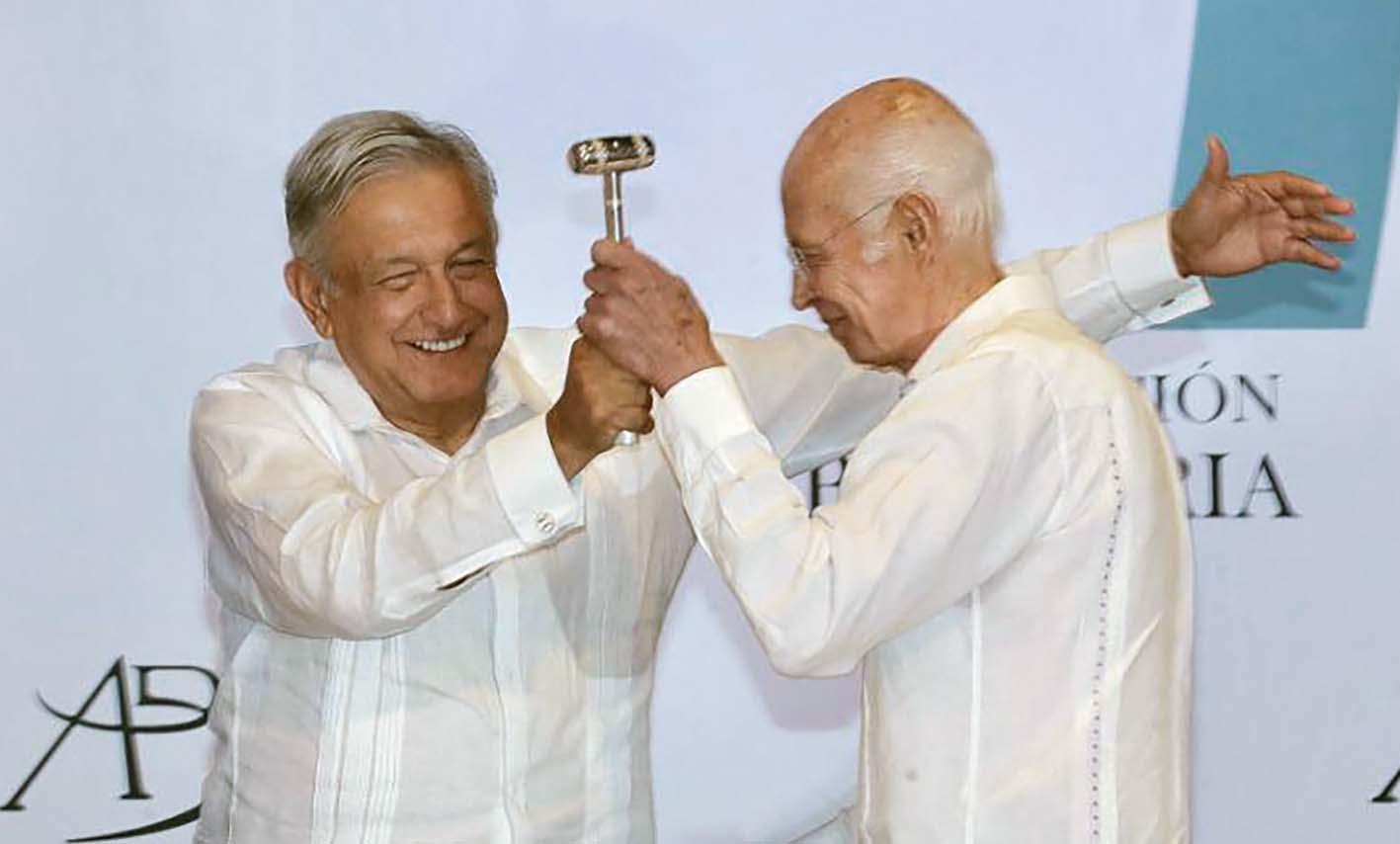Photo of Luis Niño de Rivera asume la presidencia de la Asociación de Bancos de México