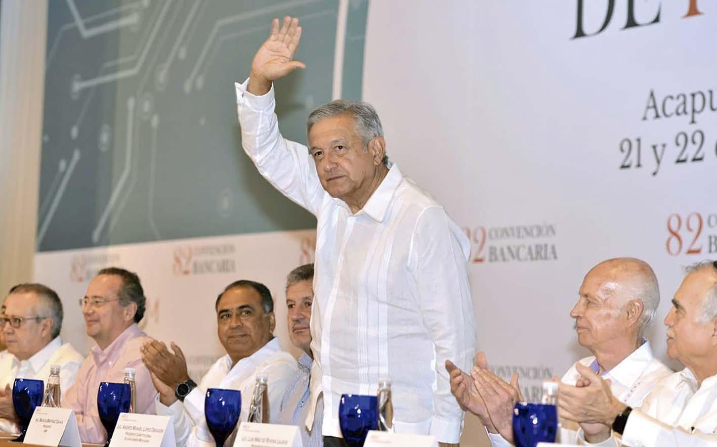 Photo of Promete el Presidente López Obrador respetar la autonomía del Banco de México
