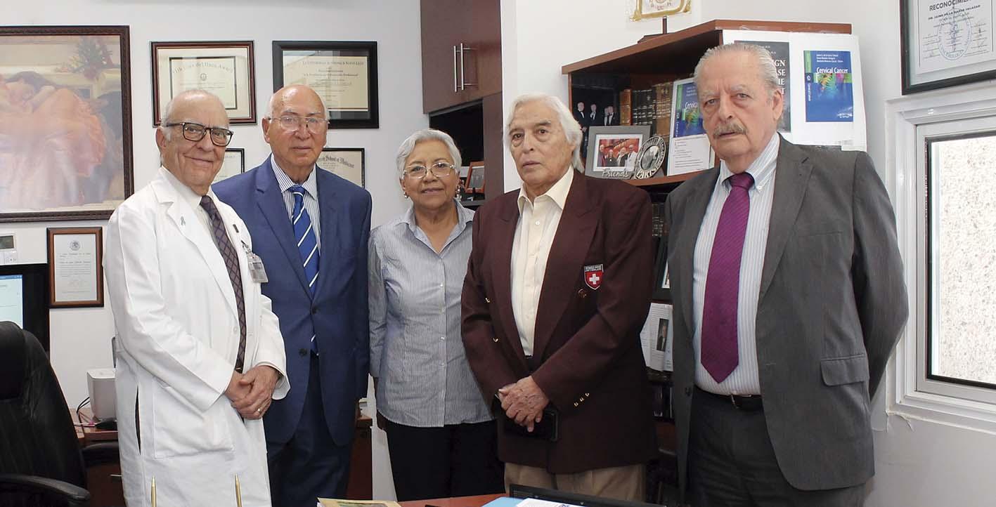 Photo of Doctor Jaime de la Garza: Una vida entregada a la lucha contra el cáncer