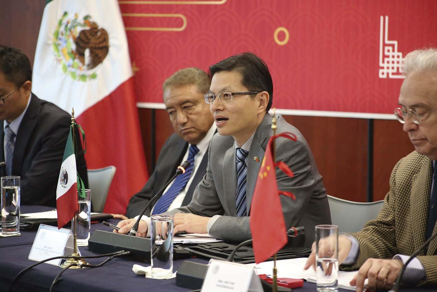 Photo of Avanza la relación económica México-China, a 47 años de haberse iniciado