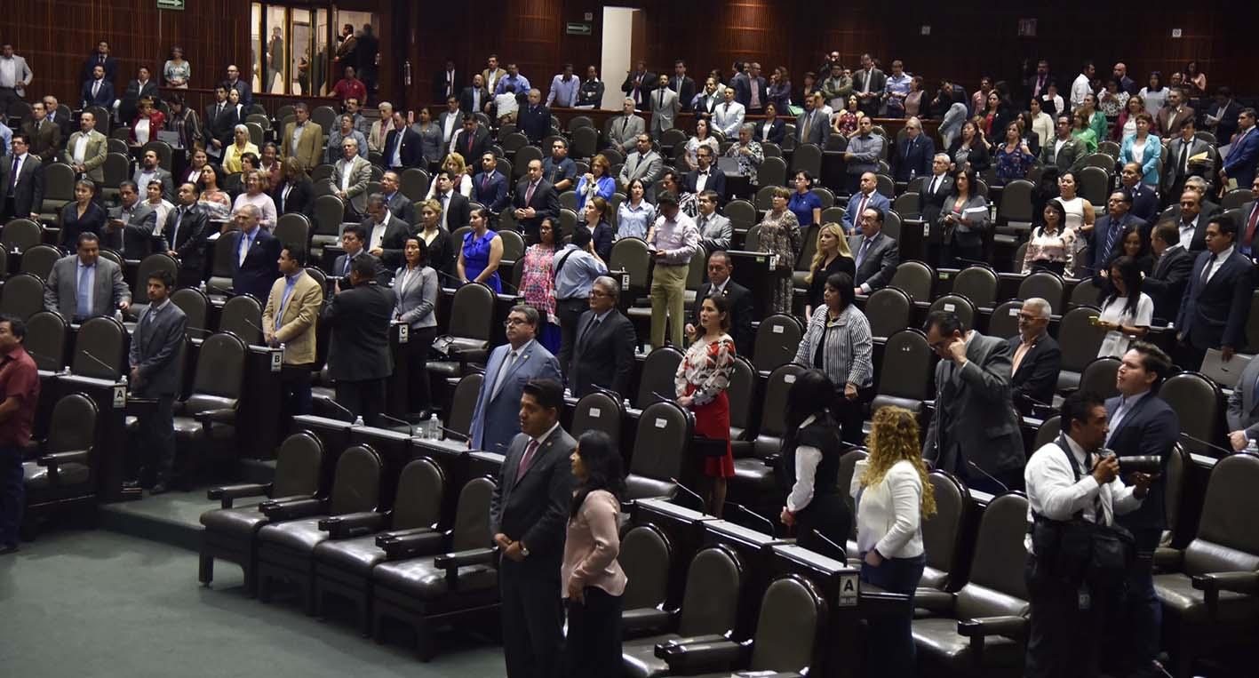 Photo of Cámara de Diputados recibe Precriterios Generales de Política Económica 2020