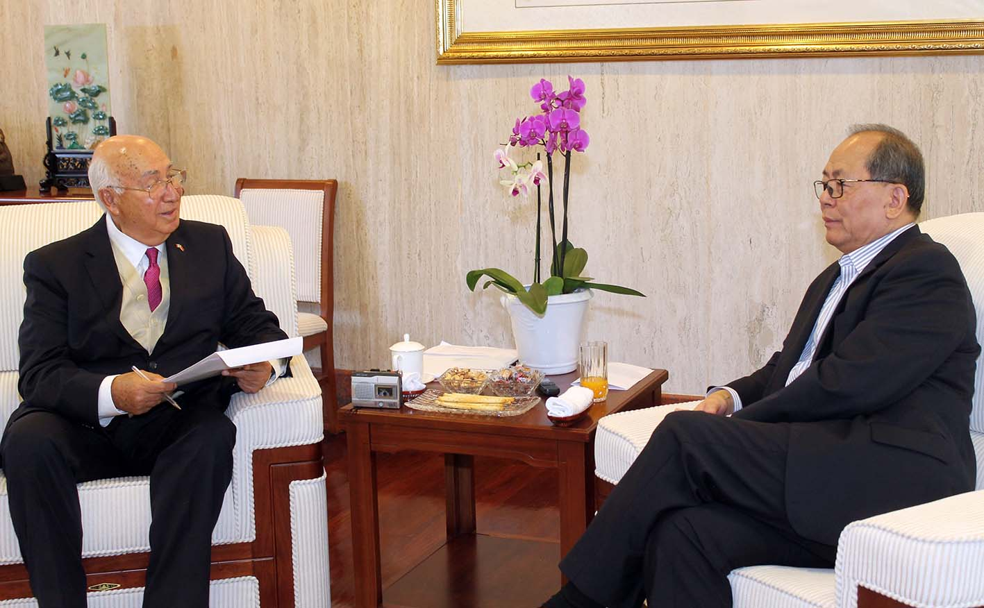 Photo of Gran labor por la amistad México – China realizó el Embajador Qiu Xiaoqi que se despide de nuestro país